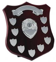 Champion12 Silver Annual Shield-W304C